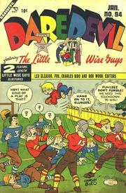 Daredevil Comics 094 by Lev Gleason Comics / Comics House Publications