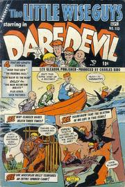 Daredevil Comics 113 by Lev Gleason Comics / Comics House Publications