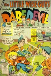 Daredevil Comics 115 by Lev Gleason Comics / Comics House Publications
