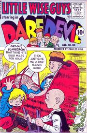 Daredevil Comics 133 by Lev Gleason Comics / Comics House Publications