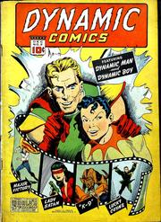 Dynamic Comics 002 by Charlton Comics