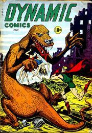 Dynamics Comics 021 C2C  Diff by Charlton Comics