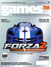 Gamestm 45, Issue 45 Volume Issue 45 by Rick Porter