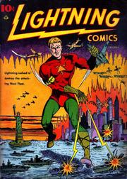 Lightning Comics V2 002 by Lightning Comics V2 002