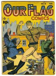 Our Flag Comics 004 (65Pgs) by Our Flag Comics 004 (65Pgs)