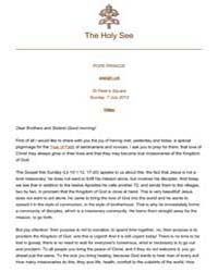 Pope Francis Angelus St Peter's Square S... by Papal Encyclicals