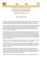 To the Bishops Clergy Religious Men and ... by Papal Encyclicals