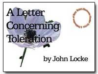 A Letter Concerning Toleration by Locke, John