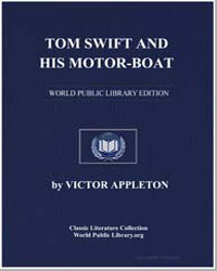 Tom Swift and His Motor-Boat or the Riva... by Appleton, Victor