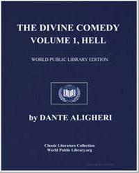 The Divine Comedy, Volume 1, Hell by Alighieri, Dante
