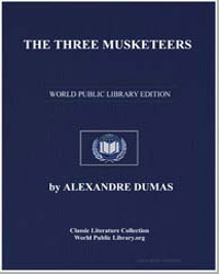The Three Musketeers by Roberts, John P., Iii