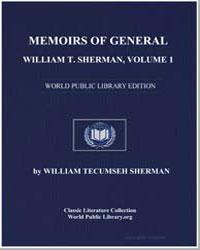 Memoirs of General William T. Sherman, V... by Sherman, William Tecumseh