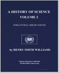 A History of Science by Williams, Henry Smith