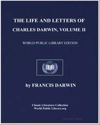 The Life and Letters of Charles Darwin I... by