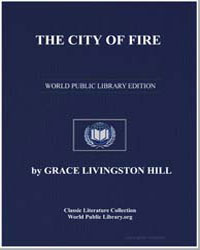 The City of Fire by Hill, Grace Livingston