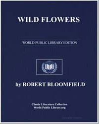 Wild Flowers Or, Pastoral and Local Poet... by Bloomfield, Robert