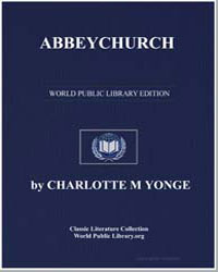 Abbeychurch by Yonge, Charlotte Mary