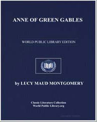 Anne of Green Gables by Montgomery, Lucy Maud