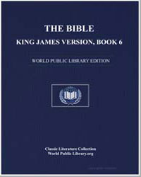 The Bible, King James Version, Book 6 : ... by