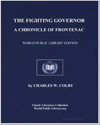 The Fighting Governor : A Chronicle of F... by Col, Charles W.