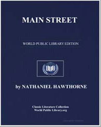 Main Street, From the Snow Image and Oth... by Hawthorne, Nathaniel