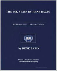 The Ink-Stain by Bazin, René