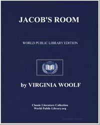 Jacob's Room by Woolf, Virginia