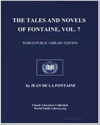The Tales and Novels, Volume 7 : The Fal... by De La Fontaine, Jean