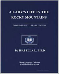 A Lady's Life in the Rocky Mountains by Bird, Isabella Lucy