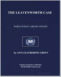 The Leavenworth Case by Green, Anna Katherine