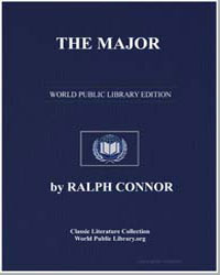 The Major by Connor, Ralph