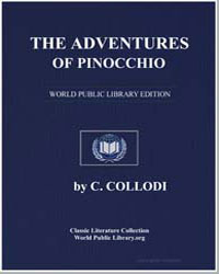 The Adventures of Pinocchio by Collodi, C.