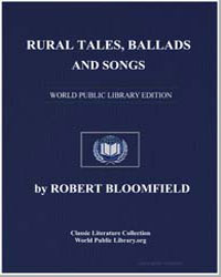 Rural Tales, Ballads, And Songs by Bloomfield, Robert