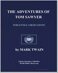 The Adventures of Tom Sawyer by Twain, Mark
