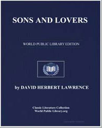 Sons and Lovers by Lawrence, David Herbert
