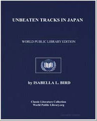 Unbeaten Tracks in Japan : An Account of... by Bird, Isabella Lucy