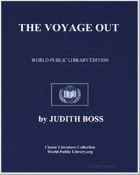 The Voyage Out by Woolf, Virginia