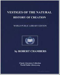 Vestiges of the Natural History of Creat... by Chambers, Robert William