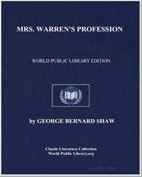 Mrs. Warren's Profession by Shaw, George Bernard