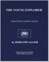 The Young Explorer by Alger, Horatio, Jr.