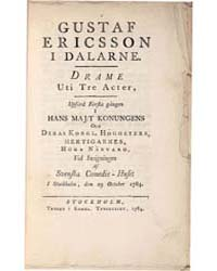 Gustaf Ericsson I Dalarne : Drama Uti Tr... by Envallsson, Carl