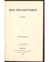 Guds Uforanderlighed by Kierkegaard, Søren