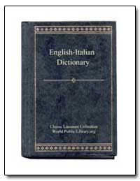 English to Italian Dictionary by World Public Library