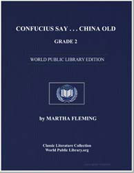 Confucius Say China Old by Fleming, Martha