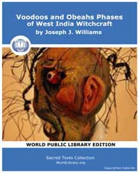 Voodoos and Obeahs Phases of West India ... by Williams, Joseph, J.