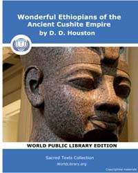 Wonderful Ethiopians of the Ancient Cush... by Houston, D. D.