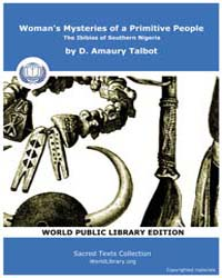 Woman's Mysteries of a Primitive People ... by Talbot, D., Amaury