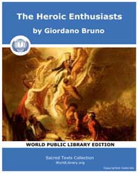 The Heroic Enthusiasts, Score Aor Bruno by Bruno, Giordano