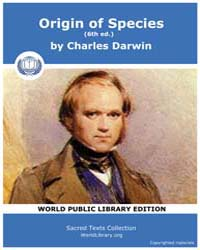 Origin of Species (6th ed.) by Darwin, Charles