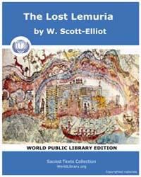 The Lost Lemuria, Score Atl Tll by Scott-elliot, W.